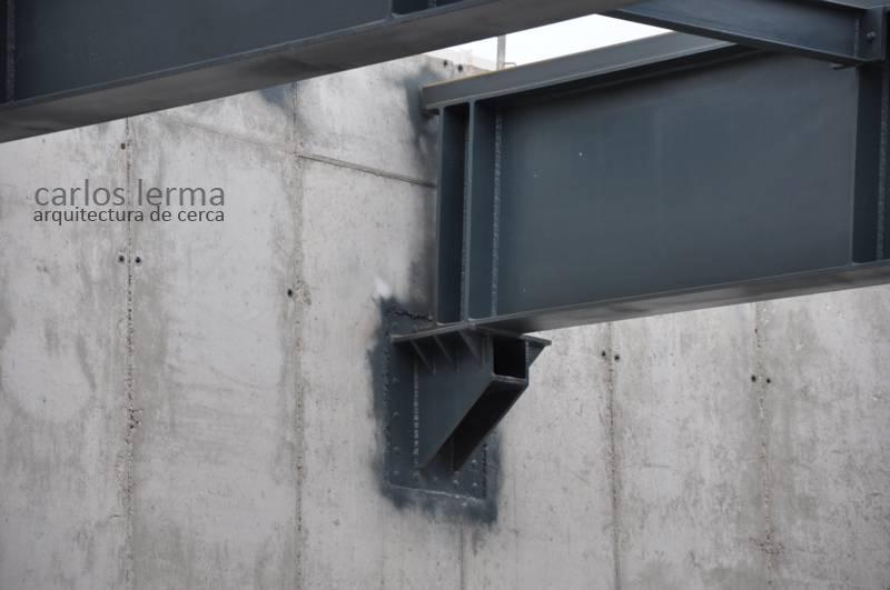 Mu00e9nsula corta metu00e1lica u2013 Arquitectura De Cerca