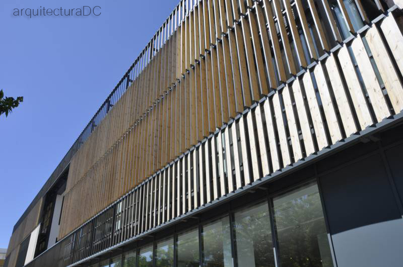 459 expo lisboa lamas de madera 2 arquitectura de for Parasoles arquitectura