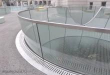 [673] Barandilla de vidrio (1)