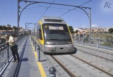 [669] Tranvía sobre el Puente Dom Luís I (1)