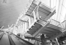 [660] Escalera aeropuerto de Oporto (1)