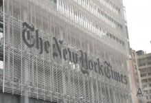 [767] The New York Times building (1)