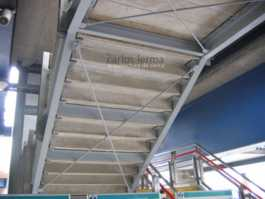 Prefabricado arquitectura de cerca - Escalera metalica prefabricada ...