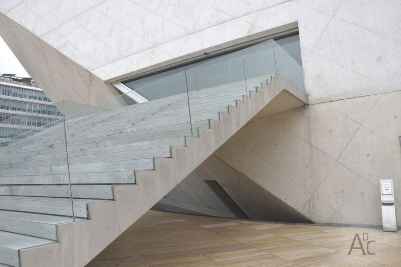 Escalera Arquitectura De Cerca